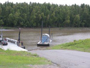 The Mississippi County Port Authority will use the funding to purchase a new barge